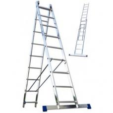 Лестница алюминиевая Алюмет 2* 9 (5209)