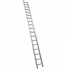 Лестница алюминиевая Алюмет 1*18 HS1 6118 усиленная