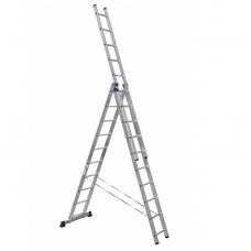 Лестница алюминиевая Алюмет 3*10 H3 5310