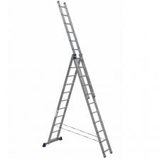 Лестница алюминиевая Алюмет 3*11 H3 5311