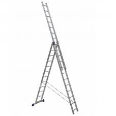 Лестница алюминиевая Алюмет 3*12 H3 5312