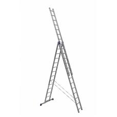 Лестница Алюмет 3*14 алюминиевая (H3 5314)