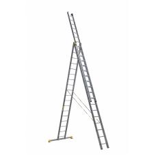 Лестница алюминиевая Алюмет 3*18 (P3 9318) усиленная