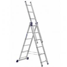 Лестница алюминиевая Алюмет 3*6 H3 5306