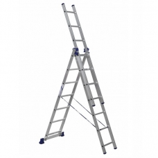 Лестница алюминиевая Алюмет 3*7 H3 5307