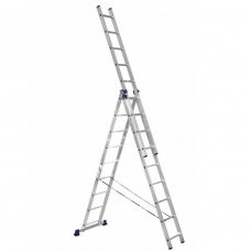 Лестница алюминиевая Алюмет 3*9 H3 5309