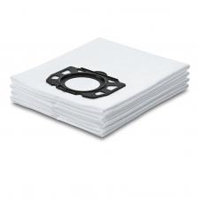 Фильтр-мешки Karcher 4шт для пылесосов серии WD 4/5/6 2.863-006