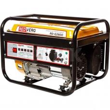 Бензогенератор RedVerg RD-G2800