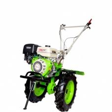 Мотоблок бензиновый RedVerg Голиаф-2-13Б + 2 колеса