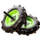Колеса для мотоблоков 4.00-10 RedVerg (2 шт)