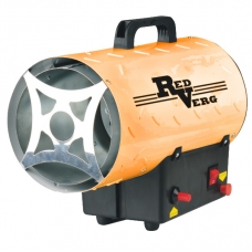 Газовая тепловая пушка RedVerg RD-GH10