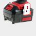 Шуруповерт аккумуляторный ударный RedVerg RD-ISD18L/2T