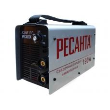 Сварочный инверторный аппарат Ресанта САИ 190