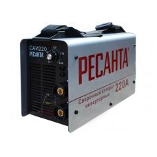 Аппарат сварочный инверторный Ресанта САИ 220