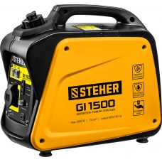 Генератор инверторный STEHER GI-1500