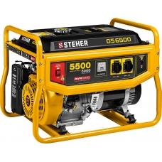 Генератор бензиновый STEHER GS-6500