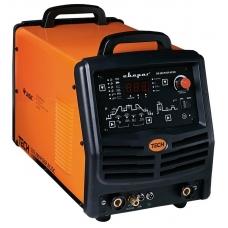 Аппарат аргонно-дуговой сварки СВАРОГ TECH TIG 200 P DSP AC/DC (E104)(TIG+MMA)