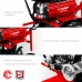 Мотоблок бензиновый ЗУБР МТУ-350 усиленный