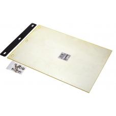 Коврик резиновый для ЗВПБ-10 Г и ЗВПБ-10 ГX