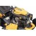Газонокосилка бензиновая GLD-460SP, 146 куб.см, ширина 46 см, привод 7 уровней, травосборник 50 л Denzel