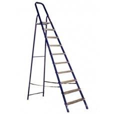 Лестница стремянка стальная Алюмет 10 ступеней