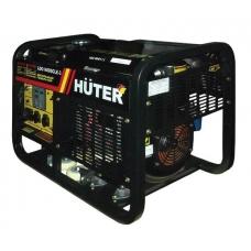 Электрогенератор дизельный Huter LDG 14000CLE-3