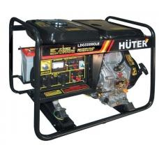 Дизельный генератор Huter LDG5000CLE