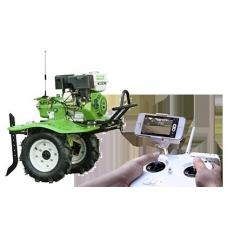 Мотоблок - робот Aurora COUNTRY GEO-II (с пультом управления)