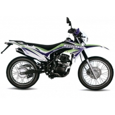 Мотоцикл XR-150 Эндуро Motoland