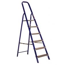 Лестница стремянка стальная Алюмет 6 ступеней