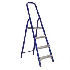 Лестница стремянка стальная Алюмет 4 ступени
