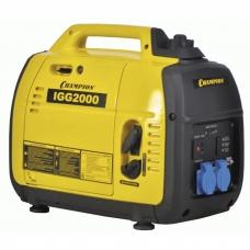 Инверторный генератор бензиновый Champion IGG2001