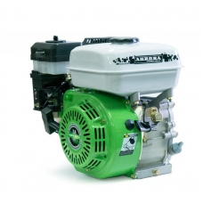 Двигатель бензиновый Aurora АЕ-7/Р (со шкивом)
