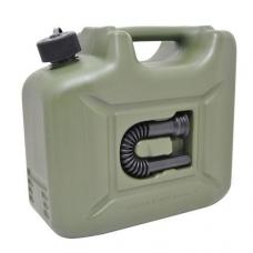 Канистра для бензина пластиковая 10 л Rexxon