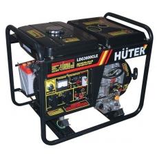 Дизельная электростанция Huter LDG3600CLE